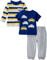 Little Me Cars 3-Piece Play Set (Baby Boys)