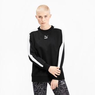 Puma Classics T7 Women's Crewneck Sweatshirt