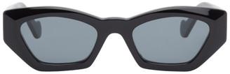 Loewe Black Butterfly Cat-Eye Sunglasses