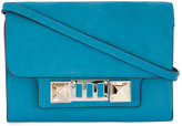 Proenza Schouler Blue PS11 Wallet Bag - women - Leather - One Size