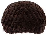 "Tagliatore Donald"" Cotton Corduroy Flat Hat"""