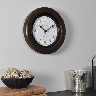 Evans Firstime & Co. Wall Clock
