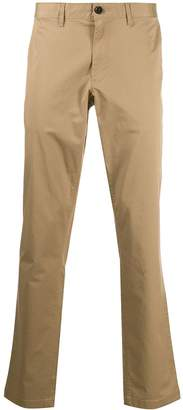Michael Kors straight leg chino trousers