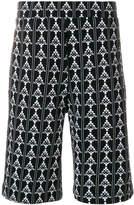 Marcelo Burlon County of Milan Kappa shorts