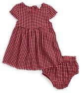 Splendid Infant Girl's Plaid Dress