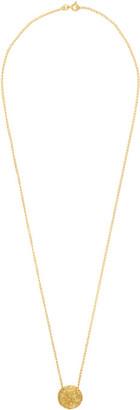 Dear Letterman Gold Noor Necklace
