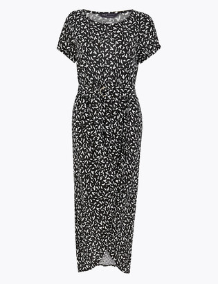 Marks and Spencer Belted Maxi Beach Dress