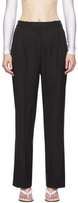 Coperni Black Wool Loose Trousers