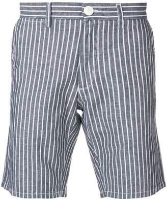 Sun 68 striped shorts