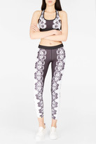 Monreal London Reversible Floral-Print Leggings