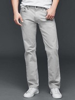 Gap STRETCH 1969 broken twill straight fit jeans