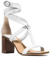 Michael Kors Ellison Leather Sandals