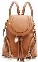 See by Chloe Olga leather backpack