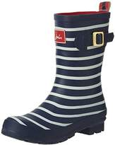 Joules U_Mollywelly, Women's Wellington Boots, Multicolor (Frnvstp), 6 UK (39 EU)