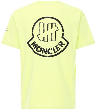 MONCLER GENIUS Undefeated Cotton Jersey T-Shirt