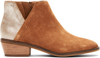 Frye Caden Leather & Suede Bootie