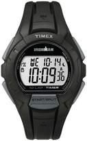 Timex Men's Ironman® Essential 10 Lap Digital Watch - Black/Gray TW5K940009J
