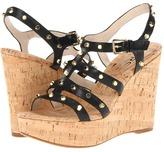 KORS Kaida (Black Vachetta) - Footwear