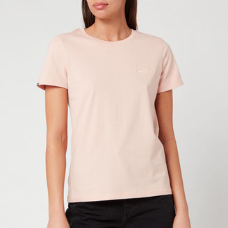 Superdry Women's Ol Elite Crew Neck T-Shirt