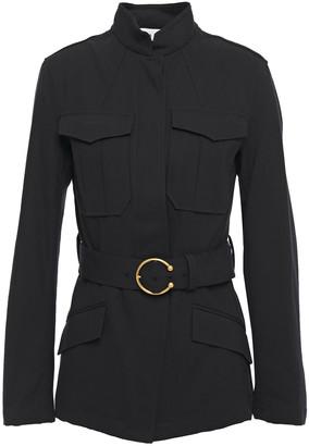 A.L.C. Milo Belted Cotton-blend Jacket