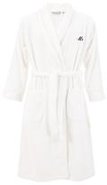 John Lewis Mr Luxury Bath Robe, White