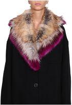 Dries Van Noten Ginny Faux Fur Collar