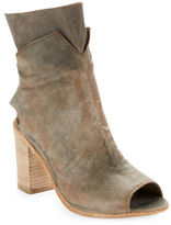 Free People Golden Road Leather Ankle Boots