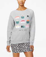 Freeze 24-7 Juniors' Let's Roll Graphic Sweatshirt