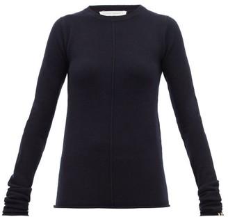 Extreme Cashmere - No.114 Basic Stretch-cashmere Sweater - Navy