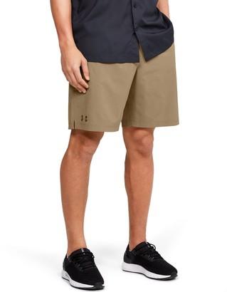 Under Armour Men's UA Motivator Vented Coach's Shorts