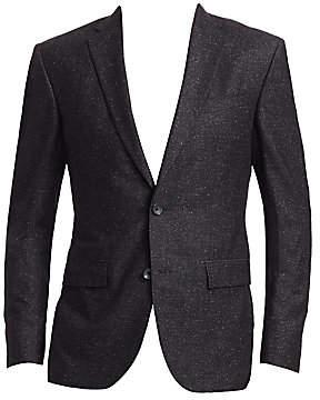 Saks Fifth Avenue Men's MODERN Wool & Silk Suit Jacket