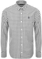 Henri Lloyd Long Sleeved Kelton Regular Shirt Grey