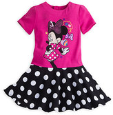 Disney Minnie Mouse Clubhouse Dress for Girls