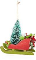 Bloomingdale's Sleigh Ornament