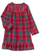 Gymboree Plaid Nightgown