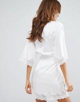 Boux Avenue Mrs Bride Lace Midi Robe