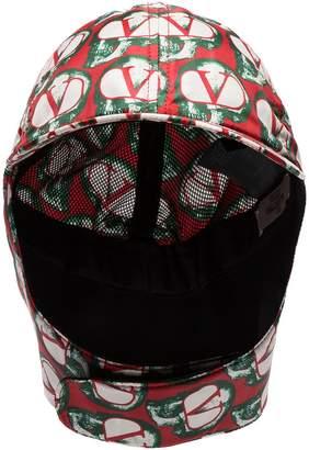 Valentino x Undercover fold-up cap