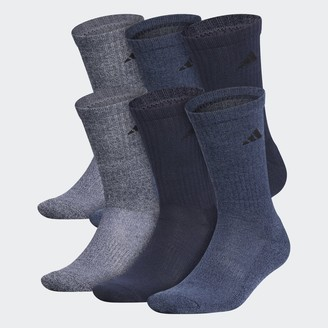 adidas Athletic Crew Socks 6 Pairs