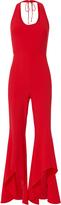 Exclusive for Intermix Gabrielle Ruffle Pant Jumpsuit