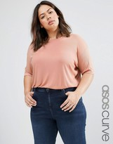 Asos T-Shirt Body in Rib