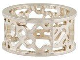 Hermes Chaîne d'Ancre Passerelle Ring