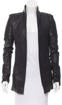 Haider Ackermann Steiner Leather Jacket