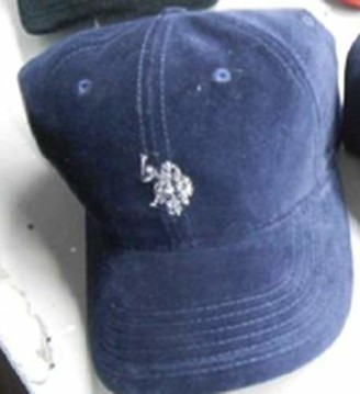 U.S. Polo Assn. U.S. Polo Association Women's Adjustable Curved Brim Baseball Cap Navy