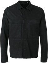 BLK DNM buttoned jacket - men - Leather - M