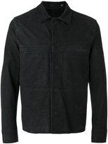 BLK DNM buttoned jacket - men - Leather - M