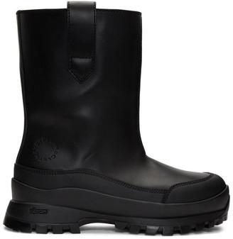 Stella McCartney Black High Boots
