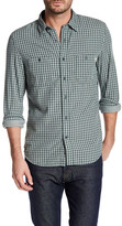 Timberland Long Sleeve Slim Fit Check Shirt