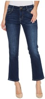 Jag Jeans Haven Ankle Flare Platinum Denim in Bucket Blue Women's Jeans