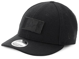 Canada Goose Melton Wool Baseball Hat