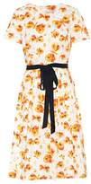 Carolina Herrera Printed cotton dress